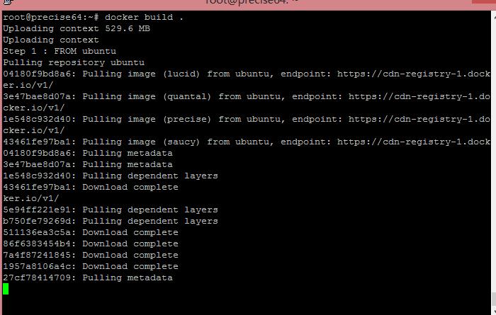 Docker命令行帮助(2)