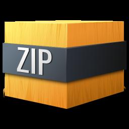 zip or rar