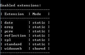 php动态扩展